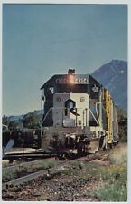 Rock Island Railroad Train from Limon Colorado at Roswell Junction  Unit #4304