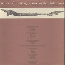 Vol. 1-2-Music Of The Magindanao In The Philippine - Music  (2009, CD NEUF) CD-R