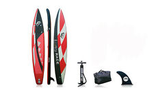 Race Inflatable Stand up Paddle Board 14'6""
