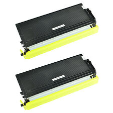 Black Toner Cartridge For Brother TN430 TN460 DCP-1200 FAX 8350P HL-1030 2 Pack
