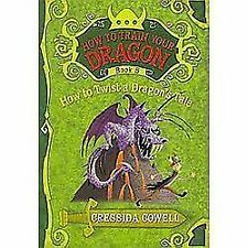 How to Train Your Dragon #5: How to Twist a Dragon's Tale c2010 NEW Paperback