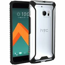 Poetic Affinity Series New Case Soft Shockproof TPU For HTC 10 2016 Black