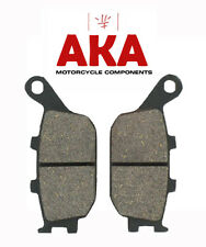 Rear Brake Pads for: Honda CBR600 F FM-F7 1991-07