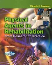 Physical Agents in Rehabilitation: From Research to Practice, 2e, Michelle Camer