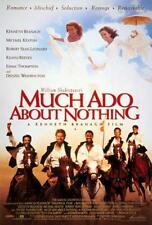 MUCH ADO ABOUT NOTHING 27x40 Original Movie Poster One Sheet - Emma Thompson