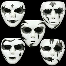 New JabbaWockeeZ Mask Face Mask Halloween Party Mask Plastic Plain Hip-Hop DANCE