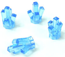 LEGO®  tranparent  hellblaue Kristalle / 4 Stück