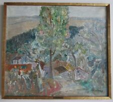 Krych Henryk (1905-1980) Polish Oil Painting