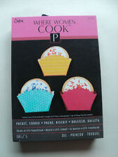 SIZZIX BIGZ L DIE POCKET, COOKIE 659189 BNIP *LOOK*