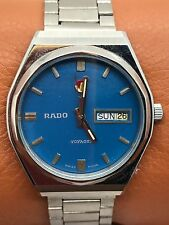 VINTAGE RADO COMPANION AUTOMATIC 25 JEWELS MEN'S WATCH (GREAT CONDITION)