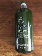 Paul Mitchell Tea Tree Lavender Mint Shampoo 1 Litre Size