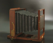 Antique Wooden Camera 8x10 large format Wet plate 18x24 cámara de madera