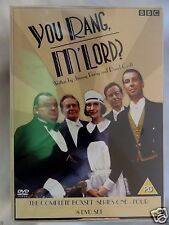 You Rang, M'Lord? Series 1 - 4 Complete Collection [BBC] (DVD)~~~~~NEW & SEALED