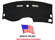 Chrysler LHS 1999-2001 Black Carpet Dash Cover Dash Board Mat Pad-Custom CR38-5