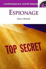 Espionage: A Reference Handbook (Contemporary World Issues)