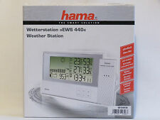 Hama EWS 440 Weather Station with Wireless Outdoor Sensor