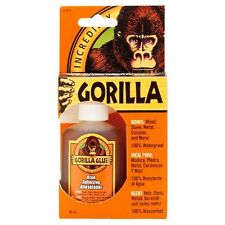 GORILLA GLUE WATERPROOF MULTI-PURPOSE HIGH STRENGTH SUPER ADHESIVE EPOXY 60ml