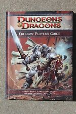 Eberron Player's Guide 4th Edition USED Dungeons and & Dragons D&D hard back