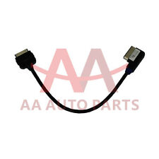 Genuine AMI Audi Music Interface Cable - iPod Suits Audi Q3 Q5 Q7 R8 RS TT