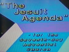 Complete Jesuit Agenda For SDA Parts 1-4 DVD~Seventh-day Adventist~E.G. White