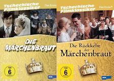 6 DVDs * DIE MÄRCHENBRAUT + DIE RÜCKKEHR DER MÄRCHENBRAUT # NEU OVP §