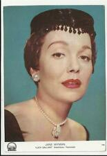 cartolina originale attrice paramount films jane wyman lucy gallant