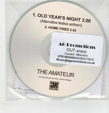 (GH281) The Amateur, Old Year's Night - 2013 DJ CD