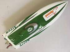 DT E36 Sword RC Boat Remote Control Speed Racing  Electric Power Boat Toys Green