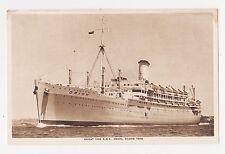 R.M.S.Orion,1-Stack Ocean Liner,Orient Steam Navigation Line,Postcard,c.1940s