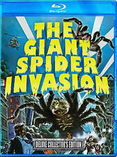 The Giant Spider Invasion (Blu-ray/DVD, 2015, Collection)