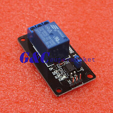 2PCS One 1 Channel Isolated 5V Relay Module Coupling For Arduino PIC AVR DSP ARM