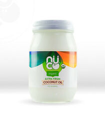 NUCO Organic Extra Virgin Coconut Oil, 15 oz PREMIUM QUALITY!