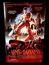 "Sideshow Army of Darkness Movie  Evil Ash 12"" Figure Bruce Campbell ."