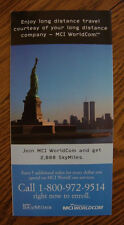 World Trade Center -  Twin Towers - 9/11 - Delta Airlines Ticket Jacket with WTC