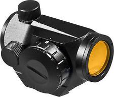 Barska 1X20 Red/Green Dot AC11586 Dovetail/Weaver Exchangeable Base Open Box