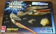 Star Wars: Episode 1 Droid Fighters AMT ERTL Model Kit New Factory Sealed