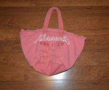 Abercrombie and Fitch overnight bag, mauve, EUC