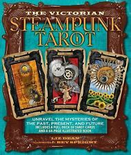 The Victorian Steampunk Tarot : Unravel the Mysteries of the Past, Present, and