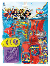 48 x DC Superhero Batgirl Supergirl Birthday Party Favor Favour Loot Bag Toys