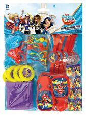 48 X Dc Superhero Batgirl Supergirl Cumpleaños Fiesta Favor favor Loot Bolsa De Juguetes