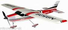 RC Radio Control 5Ch Cessna 182 Trainer Plane Brushless RTF 2.4GHz RED AutoPilot