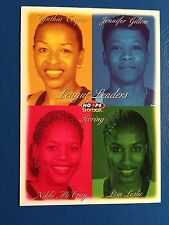 RARE 99/00 SKYBOX WNBA HOOPS LEAGUE LEADERS CYNTHIA COOPER HOUSTON COMETS MINT