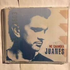 JUANES • Me Enamora  •  Cd Single • NEW SALED