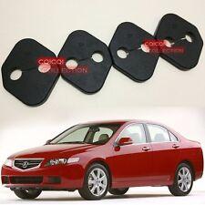 Acura 2004~2008 TSX sedan door lock striker cover 4pcs  ◎
