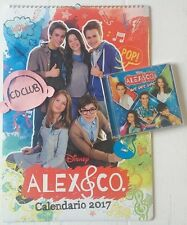 Alex & Co. - We are one CD + CALENDARIO 2017 (new album/sealed)