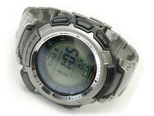 Casio ProTrek Titanium Triple Sensor Watch PRG-110T-7VD