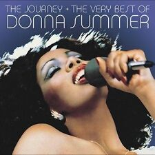 The Journey: Very Best of Donna Summer 2 CD Set Greatest Hits 20 Original Tracks