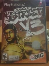 Brand New!!! NBA Street V3 (Sony PS2, 2005) Factory Sealed!!!