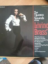 "The Tijuana Sounds of the Living Brass 12"" LP"
