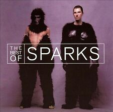 The Best of Sparks [Repertoire] [Remaster] by Sparks (CD, Aug-2000, Repertoire)